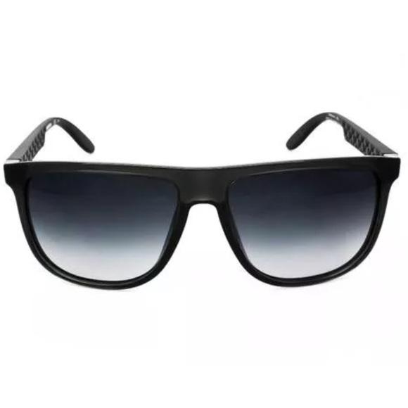 8d5ecebf35 Carrera 5003 S DDL Black Sunglasses Grey Lens