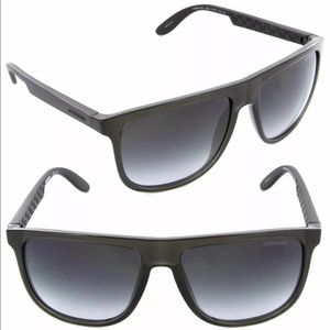f36fb6791a Carrrera Accessories - Carrera 5003 S DDL Black Sunglasses Grey Lens