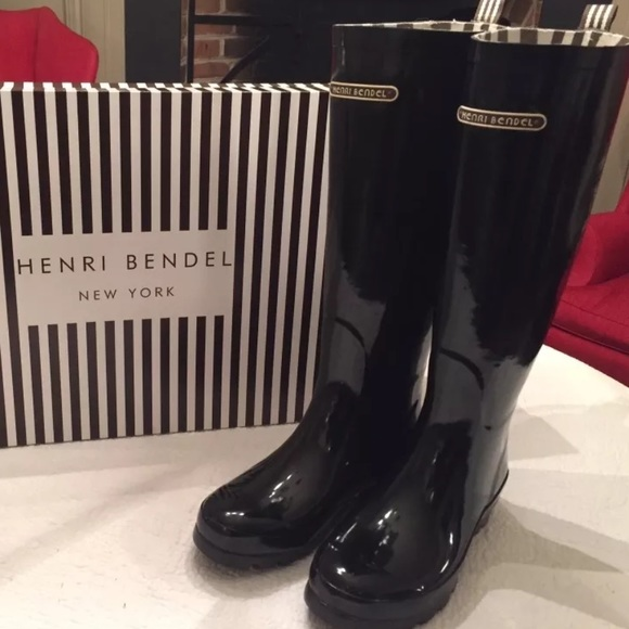 d2c3cdd64324 Henri bendel shoes rain boots hunter poshmark jpg 580x580 Henri bendel shoes