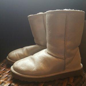 Shimmer Classic Ugg Australia Boots