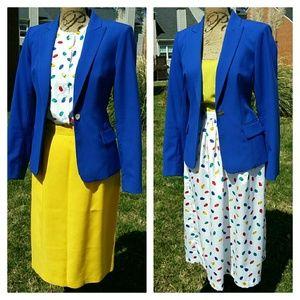 🚫SOLD🚫2pc Vintage Skirt & Top Set