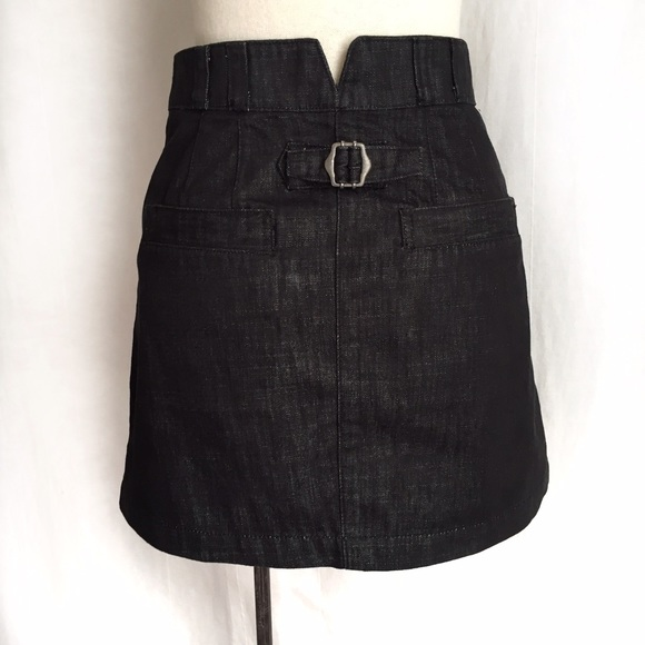 H&M - H&M Dark Denim Mini Skirt from Kato's closet on Poshmark