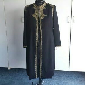 Jackets & Blazers - Women's black coat S to M