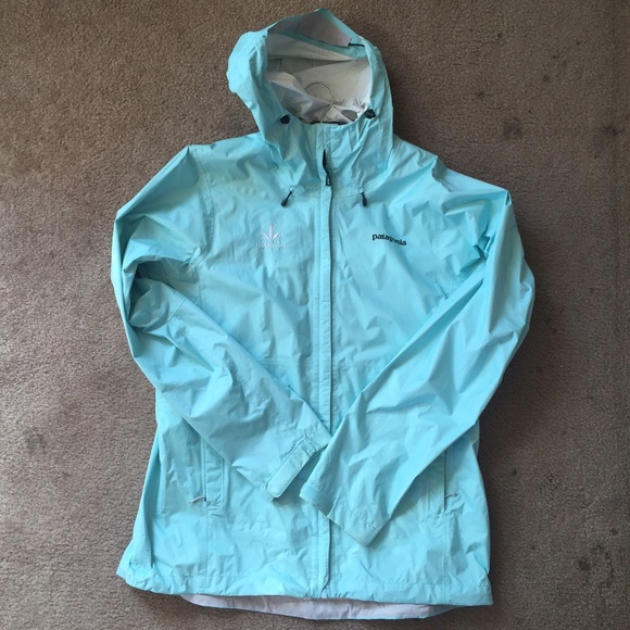 83% off Patagonia Jackets & Blazers - Light Turquoise Herbalife ...