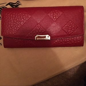 Burberry Handbags - 100% Authentic Burberry Wallet