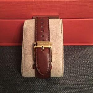 Michael Kors Accessories - Michael Kors leather strap watch