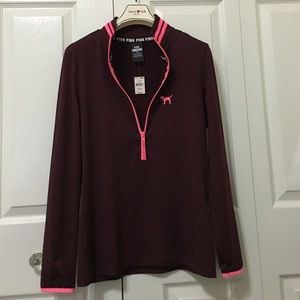 Victoria's Secret Tops - New Victoria's Secret long sleeve workout top
