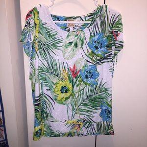 Tops - Tropical shirt