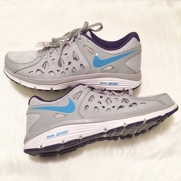 NEW Nike Dual Fusion 2 Running Shoes! 4c10f581f