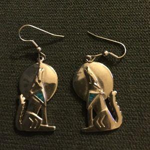 Southwest earrings