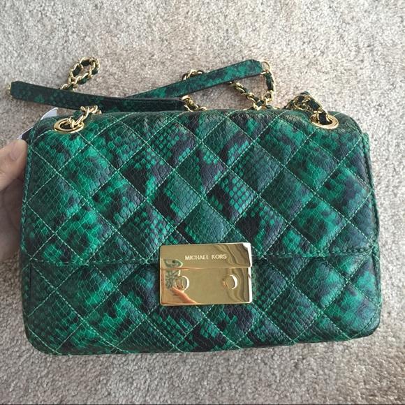 864fd68b29bb MICHAEL Michael Kors Bags | Sloan Large Chain Bag | Poshmark