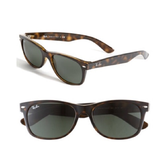 ray ban clubmaster classic tortoise  29% off Ray-Ban Accessories - New Ray-Ban Wayfarer Classic ...