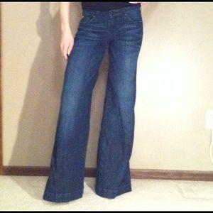 Hudson Jeans Denim - 💋 Wide Leg Jeans