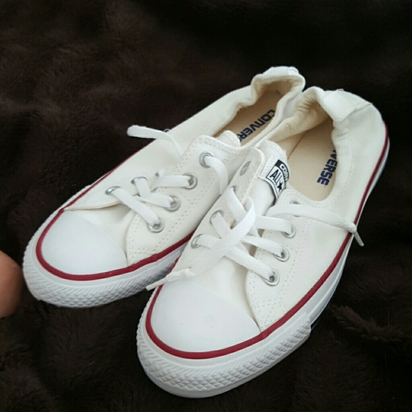 Converse Shoes | Brand New White