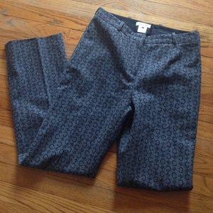 Celine logo wool pants