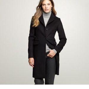 Jcrew wool cashmere coat THINSULATE