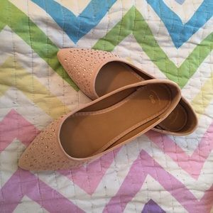 New Gap Flat Shoes