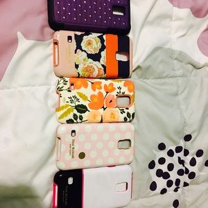 Accessories - Samsung Galaxy S5 cases