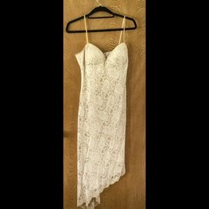 Gorgeous prom, formal, semiformal lace dress