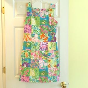 Vintage Lilly Pulitzer Shift