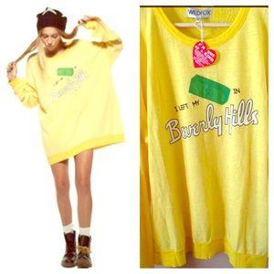 🌶HOT SALE! 🌶WILDFOX My Money Cape Dress NWT