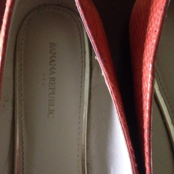 Banana Republic Shoes - Banana republic flats