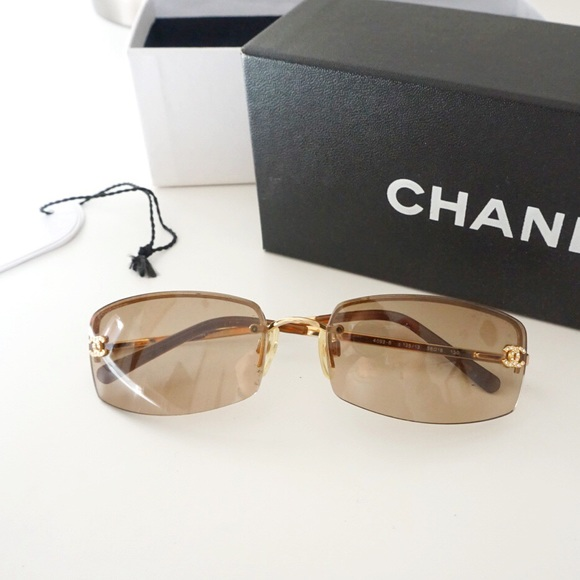 e8de69f841 CHANEL Accessories - Chanel Rimless Sunglasses