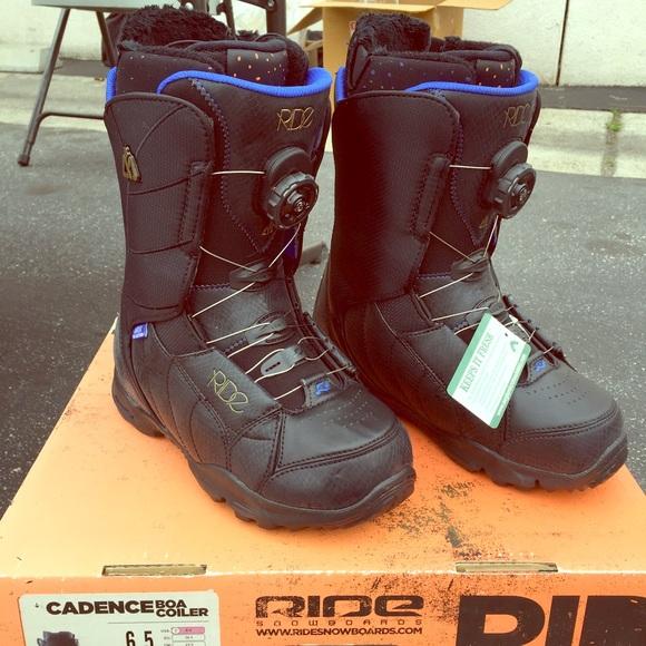 Matix X Ride snow board boots 6 5 NIB NWT