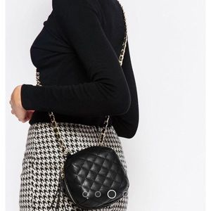 Asos Crossbody Quilted Bag