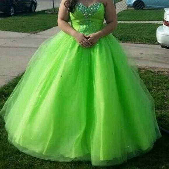 Dresses   Princess Style Prom Dress 1418   Poshmark