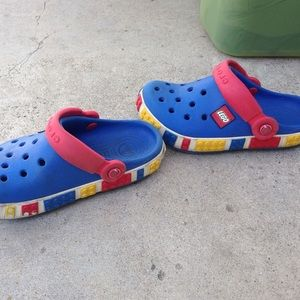 bdaed419ad8 crocs Shoes | Lego Size 1011 For Boys Will Be Cleaned | Poshmark