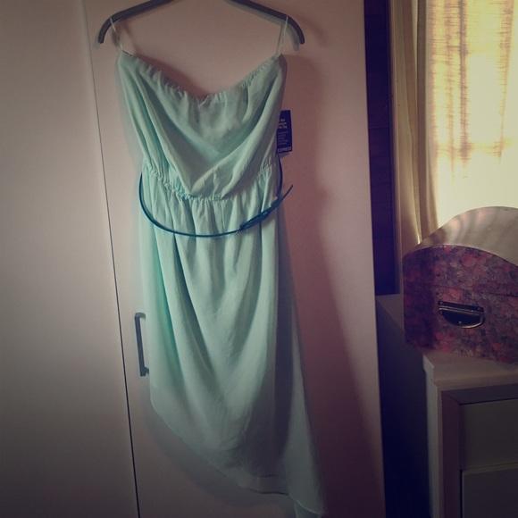 Express Dresses & Skirts - NWT Elegant Asymmetrical Express Dress