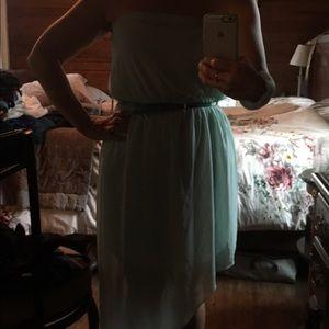 Express Dresses - NWT Elegant Asymmetrical Express Dress