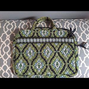 Vera Bradley laptop bag