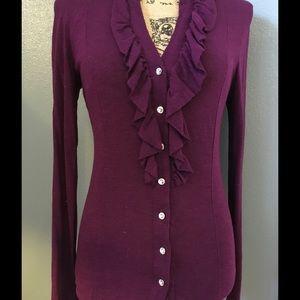INC International Concepts Tops - 🎉❗️HOsT Pick❗️🎉INC knit Button down top bling