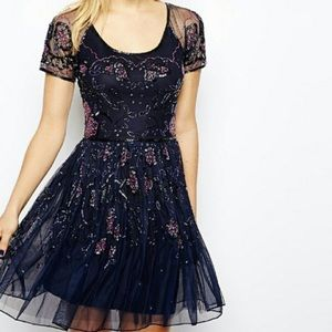 Beautiful embellished dress