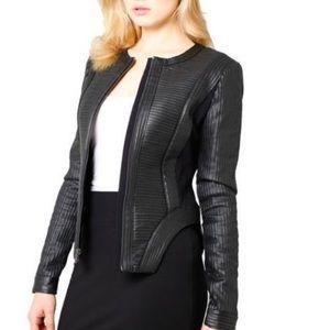 BCBGMaxAzria Jackets & Blazers - BCBG Petar black jacket.