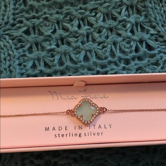 Mia Fiore Jewelry Mia Fiore Rose Gold Bracelet Poshmark