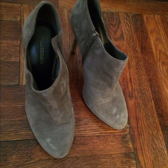 Society Social Shoes - Suede shoes!