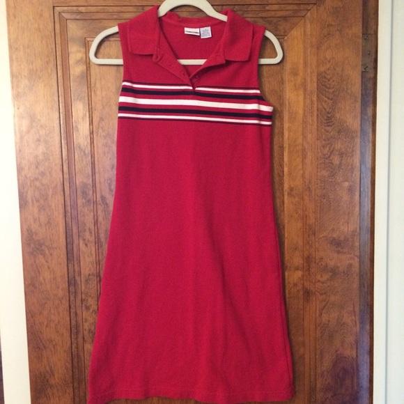 1e4db392 90s Sleeveless Polo Dress. M_56edd79a9c6fcfbe8900eb60. Other Dresses you  may like. Tommy Hilfiger striped dress
