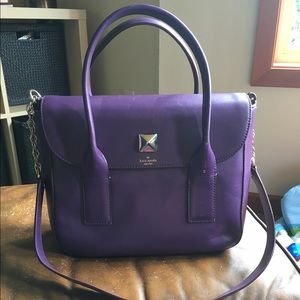 Kate Spade New Bond Street Florence Satchel