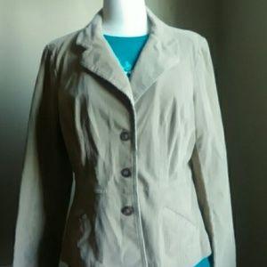 St. John's Bay corduroy blazer