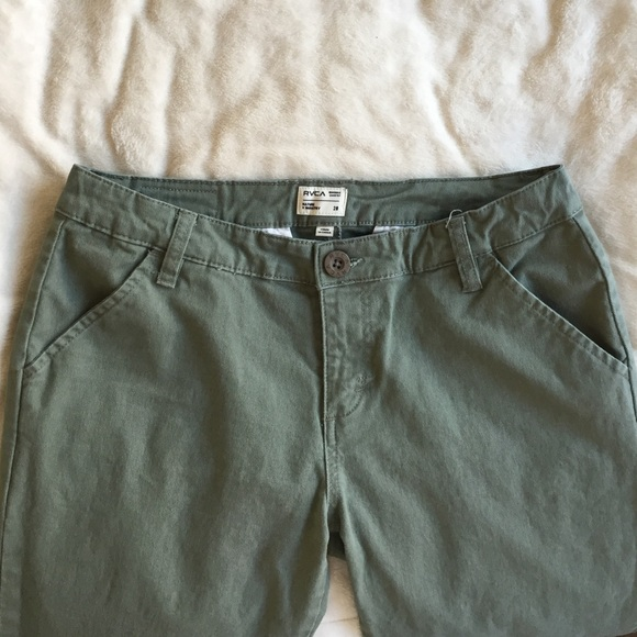 RVCA Pants - RVCA Nature X Industry Chinos sz 28