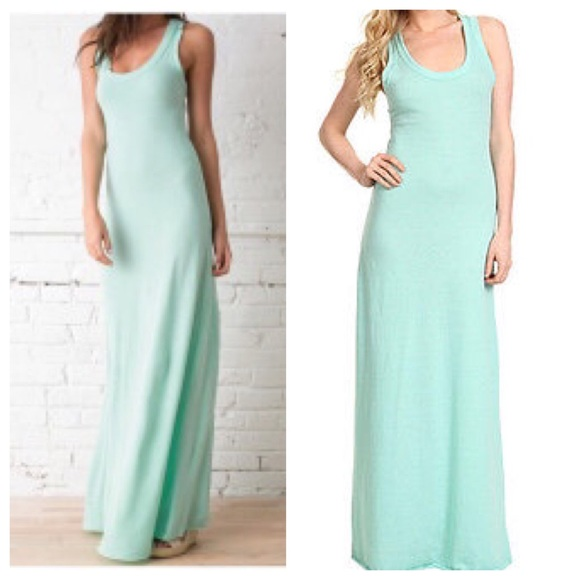 Alternative Apparel Dresses Price Drop Ecojersey Maxi Poshmark