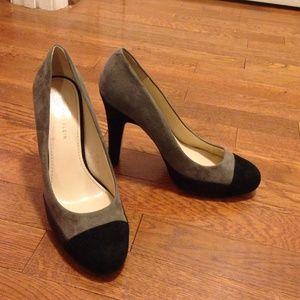 Anne Klein Leather Heels
