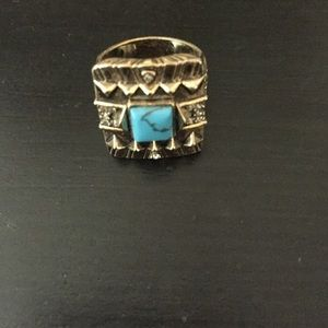 House of Harlow Statement Ring