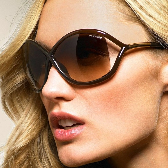 90f30e5a3c8 Tom Ford Whitney sunglasses - brown. M 56ee0890ea3f363c7e0148d5. Other  Accessories ...
