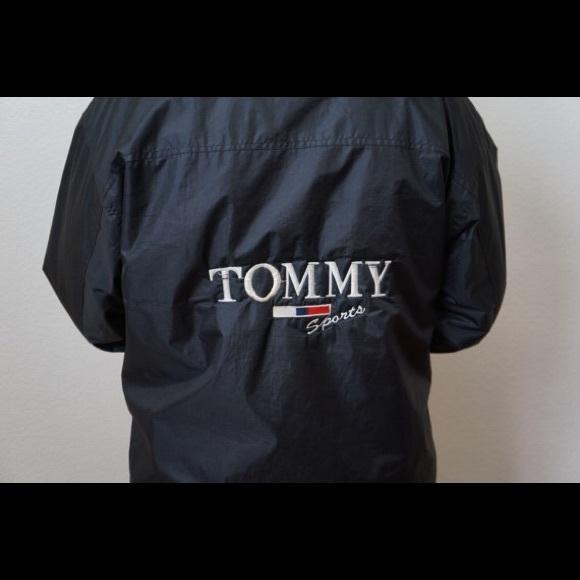 55 off tommy hilfiger jackets blazers vintage 90s. Black Bedroom Furniture Sets. Home Design Ideas
