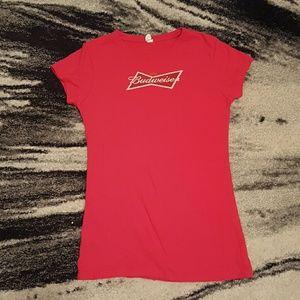 Tops - Budweiser Tshirt