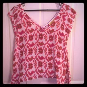 Aaron ashe Tops - Fabulous back out top!!
